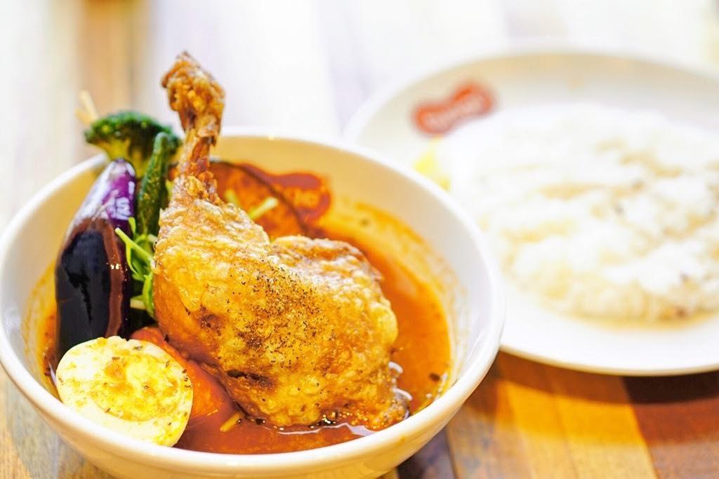 スープカレーの人気店が渋谷に! 北海道の本店限定のスープが東京でもの画像