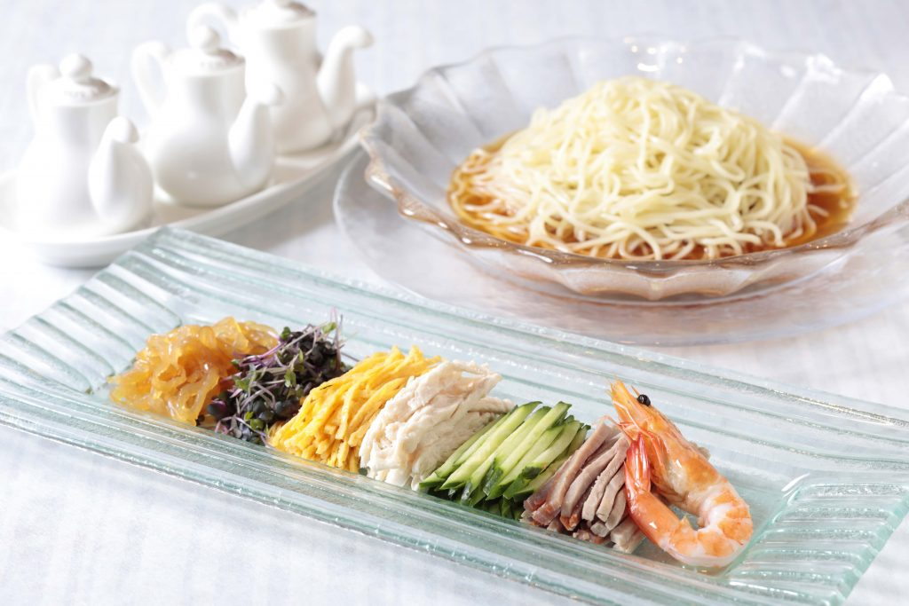 今食べたい! ホテルで楽しむ、夏のひんやり麺