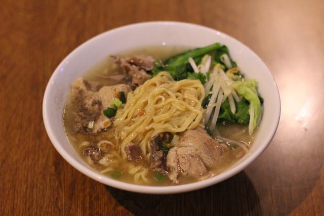 日本人の舌に馴染みやすい麺メニューも豊富