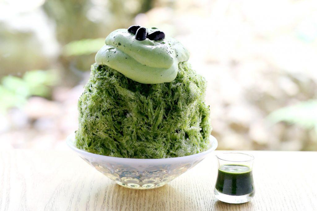 かき氷なのに満腹感バッチリ。大福が丸ごと入った京都のかき氷が気になる!の画像