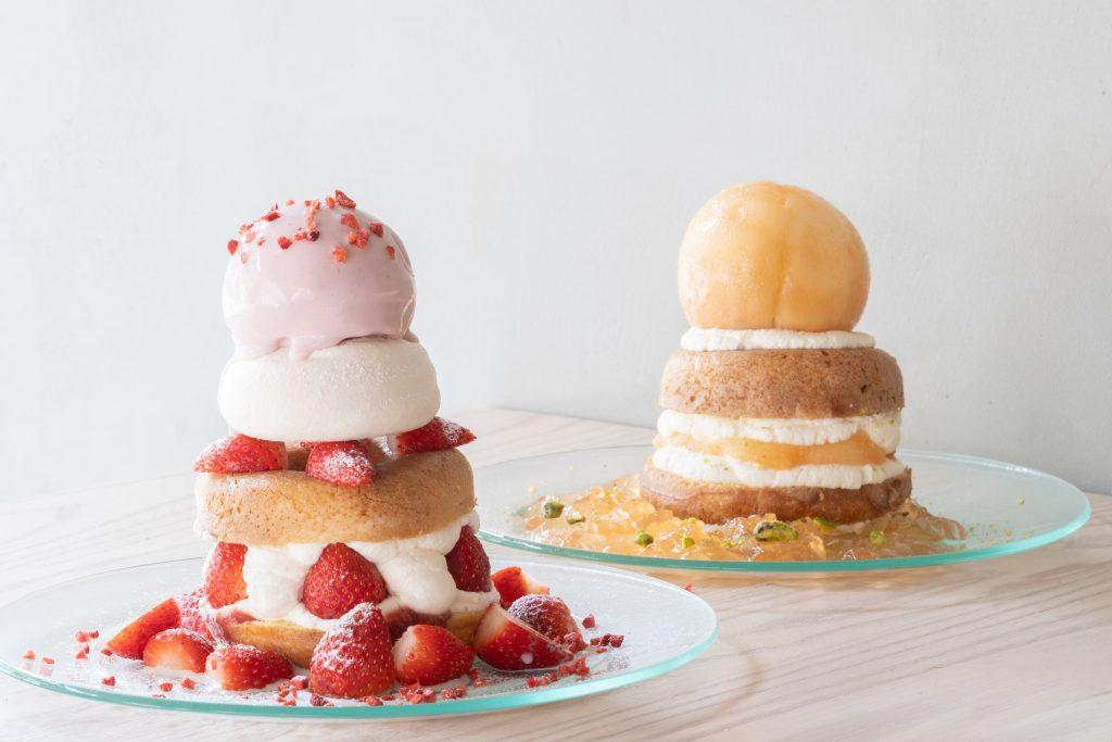 この夏絶対食べたい! 京都の行列店「コエ ドーナツ」から最強のドーナツパフェが登場!の画像