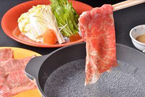 選りすぐりのA5ランクをしゃぶしゃぶとすき焼きで! 神戸牛専門店が銀座にの画像