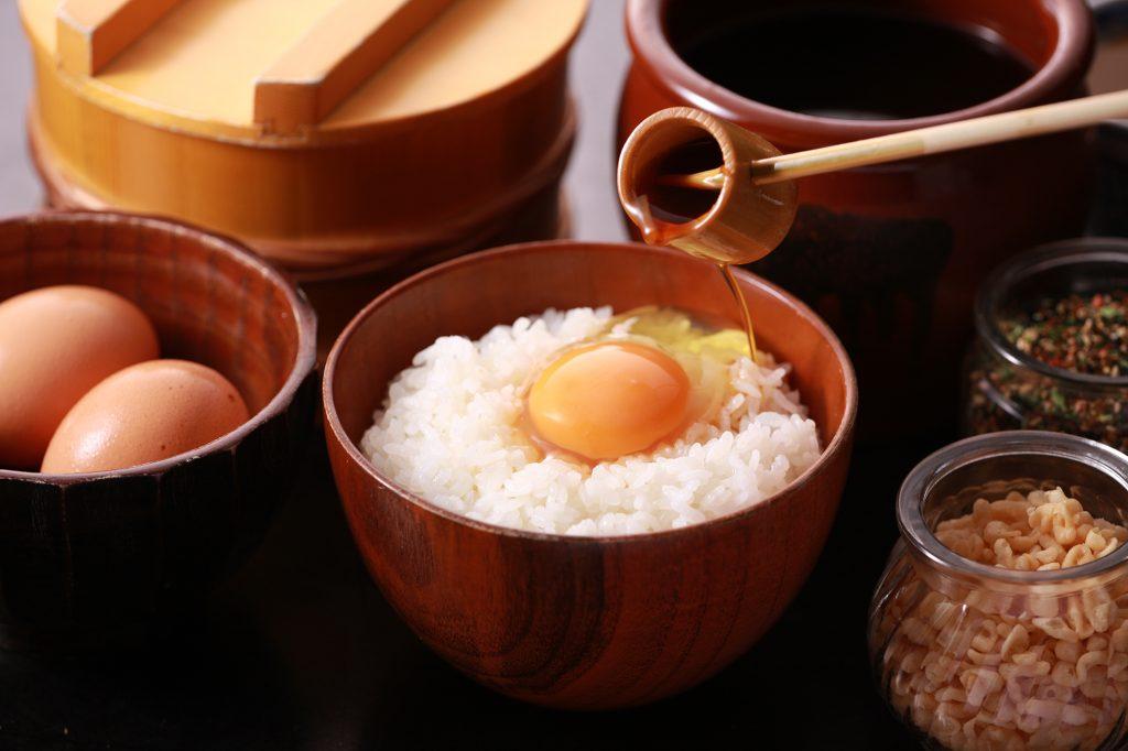 8月末までの期間限定! 行列のできる卵かけご飯が都内初登場の画像