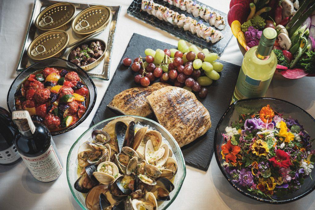 イタリアンと鮨処がひとつに! 表参道に誕生した進化形レストランの画像