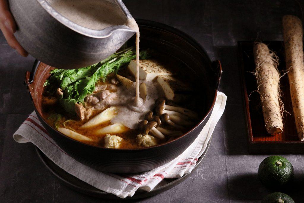 東京初進出!  神戸の自然薯・とろろ料理専門店の画像
