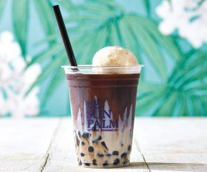 俺もタピオカ飲みたい! 男性の声から生まれたコーヒーベースのタピオカフロート誕生の画像