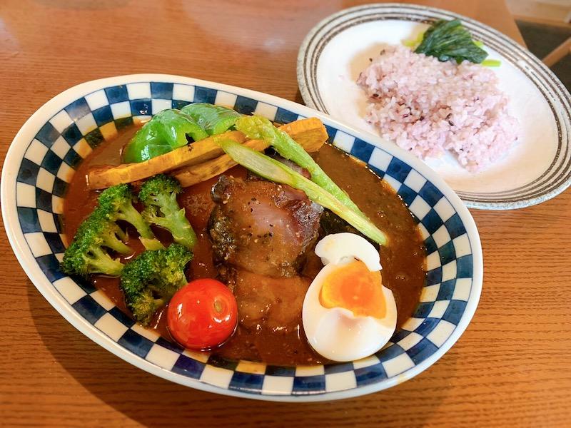 〈今週のカレー〉カレーを食べるためだけに行く価値あり! 長野にあるスープカレーの名店とは?の画像