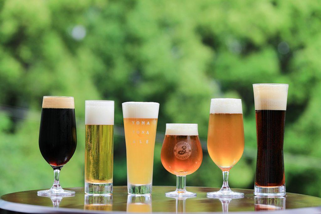 あつ〜い夏には、クラフトビールを一杯!