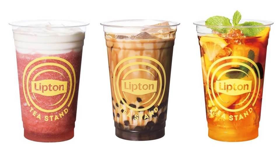 タピオカ&チーズティーも! 「Lipton TEA STAND」に新メニューが続々仲間入りの画像