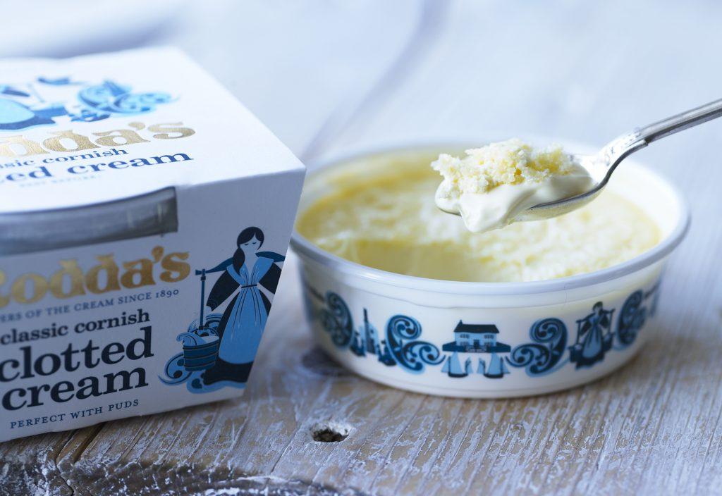 クロテッドクリームって知ってる? 英国老舗「ロダス」の世界初店舗が銀座三越にオープンの画像