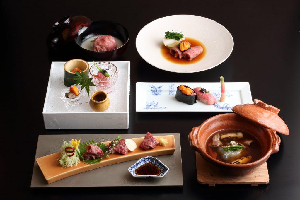 赤坂・銀座に2店舗同時オープン! 明治10年創業の老舗が手がける初の肉割烹の画像