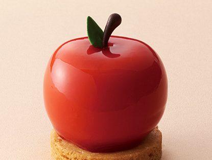 本物そっくりな林檎ケーキも! 秋の味覚を閉じ込めた、季節限定スイーツが登場の画像