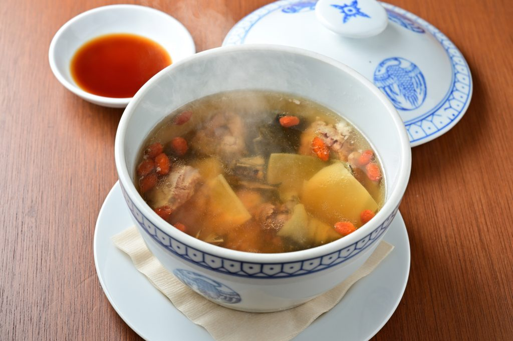 滋味深い味わいにほっとする。スープは今、ここまでおいしい!の画像