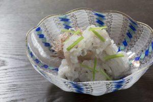 梅雨明けのご馳走! 祇園で食べる人を幸せにする鱧の画像