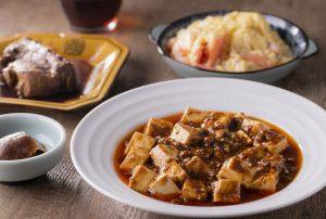 「四川家庭料理 中洞」の料理集合