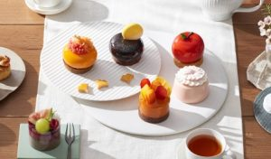 〈今週のスイーツ〉ぶどうにマロン、林檎。ちょこっと贅沢なおやつタイムは秋の限定品で!の画像