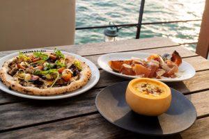 かぼちゃやきのこ、帆立など! 秋を彩る季節限定イタリアンの画像