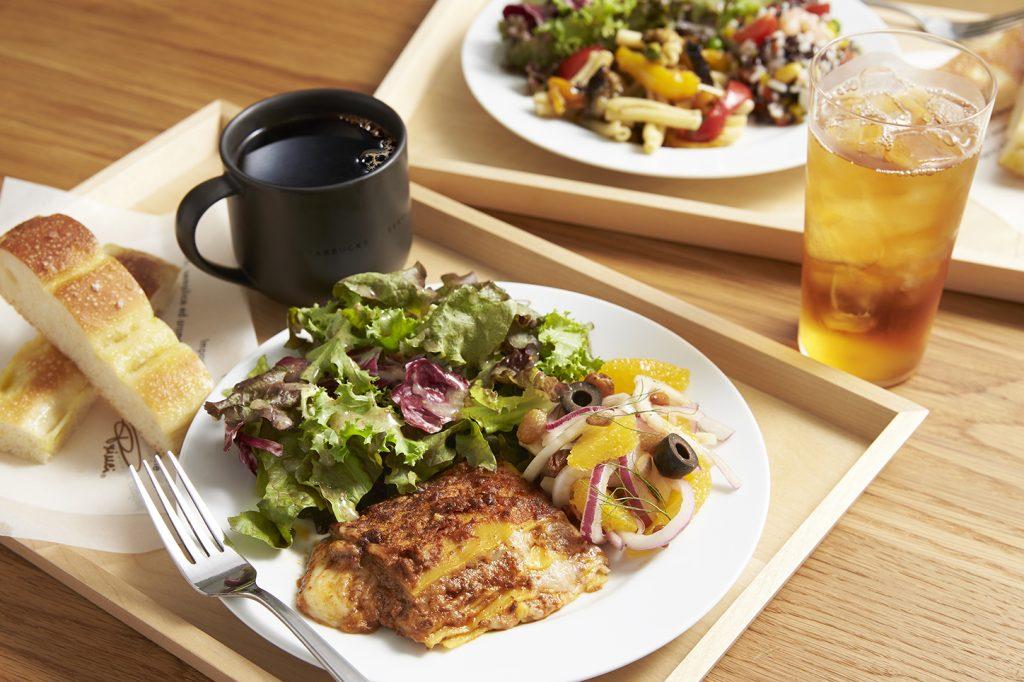 スタバで本格イタリアンが食べられる!? 座席予約もできるスターバックス リザーブ®  ストアが銀座にの画像