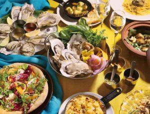 とろ〜りチーズと牡蠣を味わい尽くす! 人気ビストロの秋フェアの画像