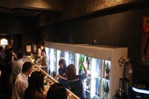 珍しい銘酒も登場! 地酒が気軽に飲めるスタンディングバーが東京・大井町にオープンの画像