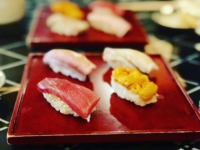 寿司ブーム継続中! 高級寿司、初来店はランチからの画像