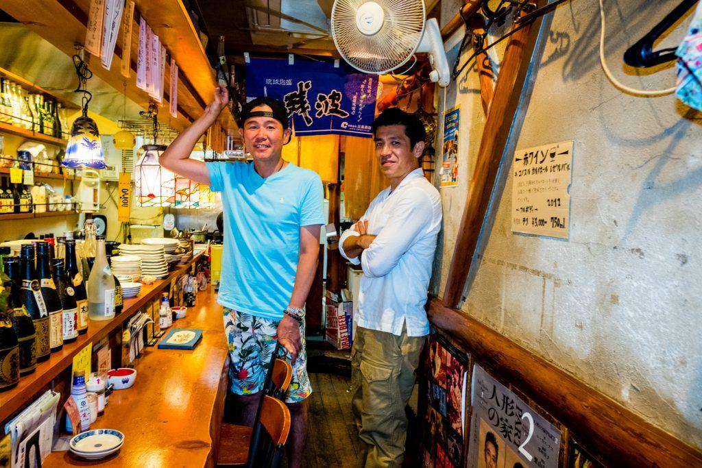 〈芸人ごはん〉ガレッジセールが教えてくれた、沖縄料理の名店&思い出の味の画像