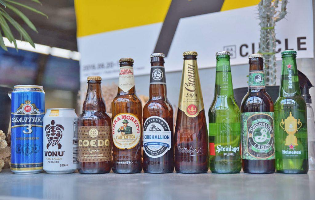 ラグビーファン必見! W杯出場国のビール飲み比べができるラガーフェストが開催