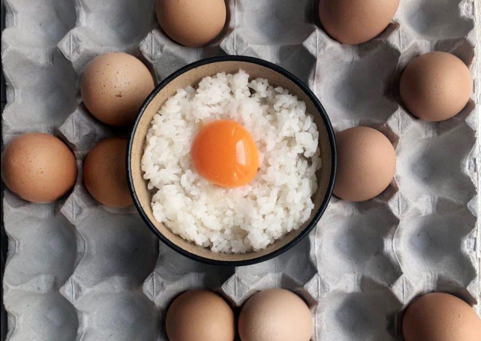 """""""日本一こだわり卵の卵かけご飯""""を楽しめるカフェレストランが大阪にオープンの画像"""