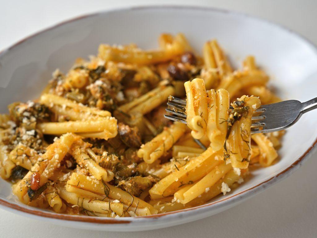 〈今夜の自腹飯〉気骨ある伝統パスタをアラカルトで! 自由度の高いイタリア料理店の画像