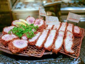 〈食通の昼メシ〉嘉門タツオが推薦! 銘柄豚のとんかつ4種食べ比べの画像