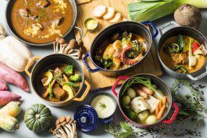食材の旨味が染み出す! 寒い冬をぽかぽかにするココット料理が勢揃いの画像