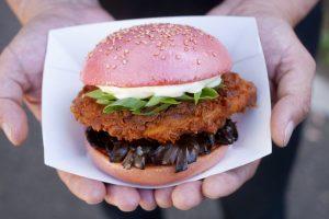 11/9限定ハンバーガー! シェイクシャックと名シェフによるグルメバーガーが誕生の画像
