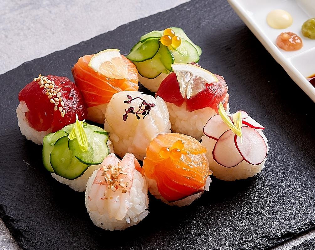 見た目も可愛いオリジナル手まり寿司が作れる! 浅草に体験型のダイニングがオープン