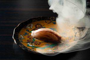 この冬、銀座でライブ感たっぷりの寿司デートはいかが?の画像