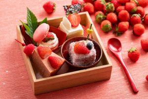 〈今週のスイーツ〉和の苺ブッフェや、芋づくしドリンクも! 新作スイーツ4選の画像
