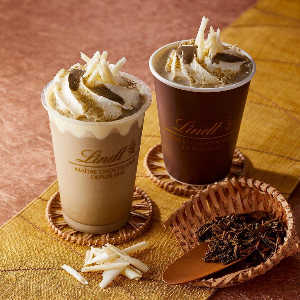 ホワイトチョコ×ほうじ茶が好相性! 「リンツ」の新作チョコレートドリンクの画像