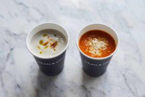 かぼちゃや豆乳の旨味がぎゅっと詰まった、ほっこり冬スープが登場の画像