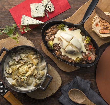 世界のチーズ料理を楽しめる! 冬季限定チーズメニューが登場の画像
