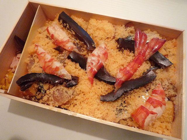 〈食通の昼メシ〉嘉門タツオのランチ寿司は銀座の老舗ばらちらしの画像