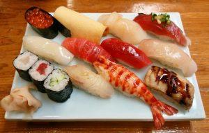 〈食通の昼メシ〉食べログフォロワー数No.1の食通が通う、老舗のランチ寿司の画像