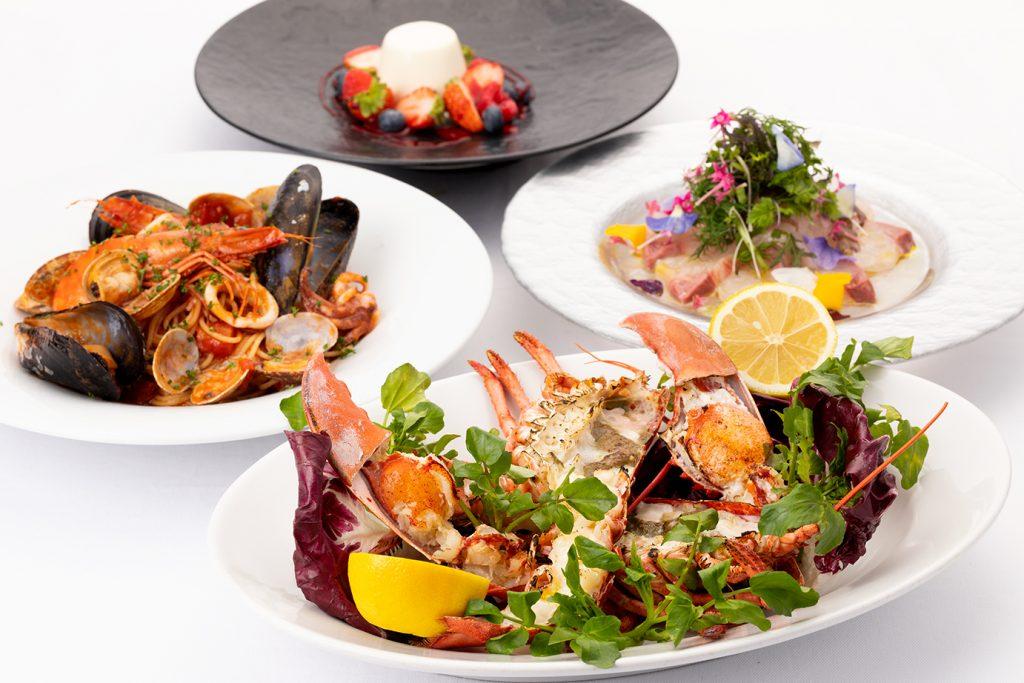 開業10周年! 東京都心を一望できる絶景のサンシャインシティ 「スカイレストラン」で新鮮な海の幸を