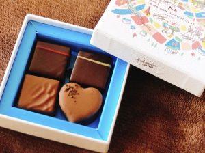 バレンタイン間近! 銀座・丸の内で世界のチョコレートショップ巡り(日本・スペイン・フランス編)の画像