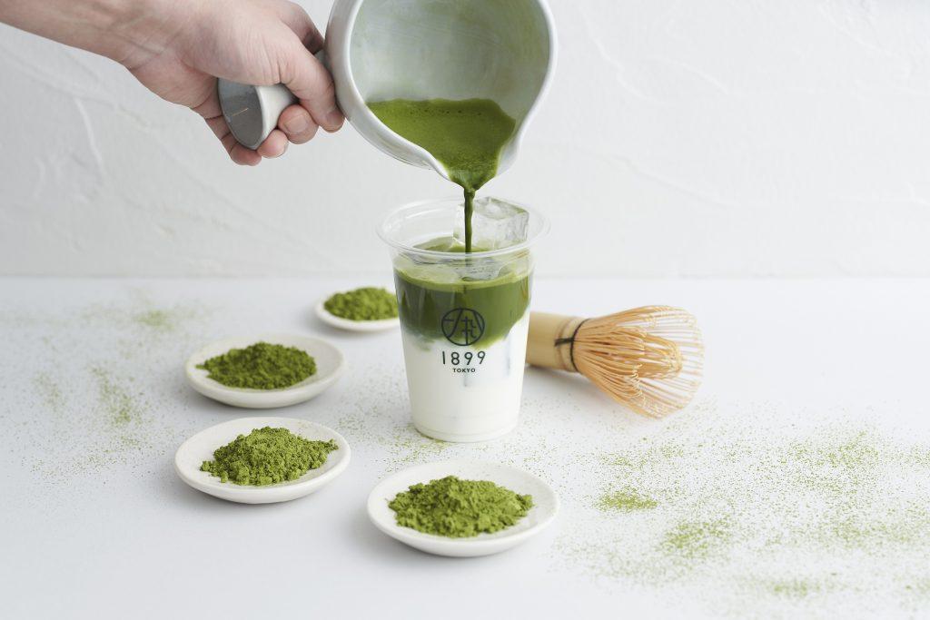 〈噂の新店〉丁寧に点てた抹茶でつくる「濃茶ラテ」でほのぼの。専属の茶バリエがいる日本茶専門カフェ