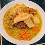 〈今週のカレー〉神保町で野菜カレーが食べたいときの新候補! 有名スリランカ料理店が新店をオープンの画像