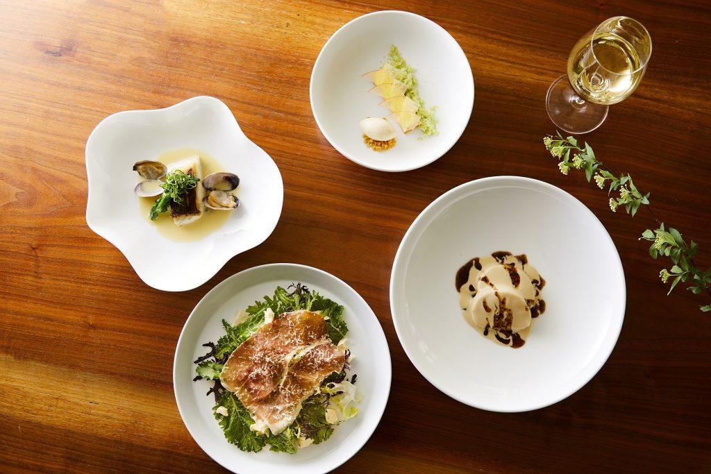 〈噂の新店〉名ホテルに日常使いOKな新レストラン誕生。一流仏シェフの味が身近に!の画像