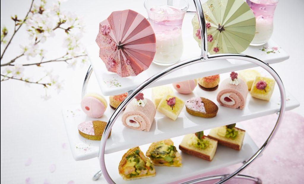 ふわふわの「さくらロールケーキ」は必食。春限定のアフタヌーンティーやスイーツ&パンが続々!