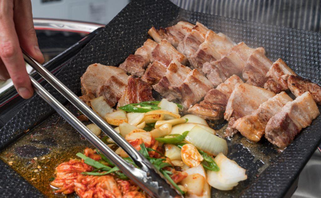 生サムギョプサルって何? 新鮮で旨い銘柄豚を味わえる韓国食堂が誕生の画像