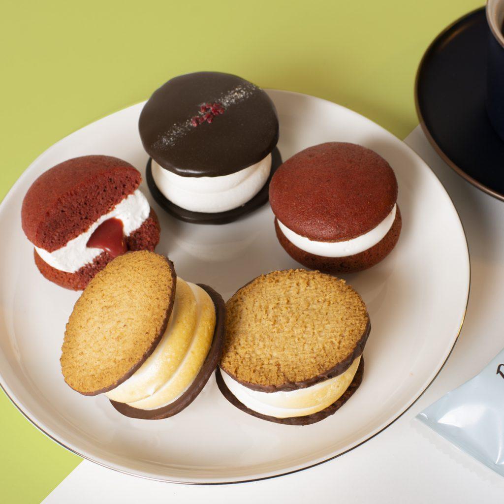 〈今週のスイーツ〉大人気の焼マシュマロサンドに、桜&イースターの限定ショコラも! 最新スイーツ4選の画像