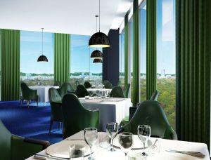 原宿に大人がくつろげる絶景レストラン誕生。「資生堂パーラー」新業態がオープンの画像