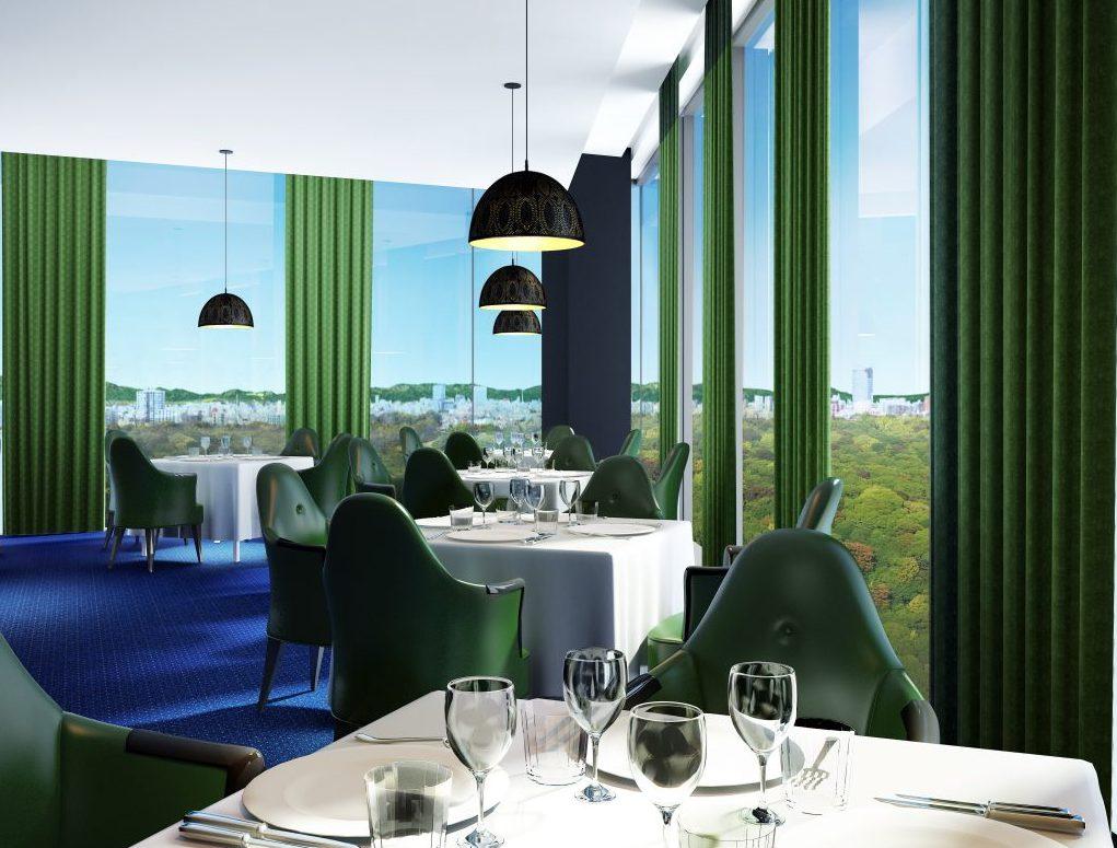 原宿に大人がくつろげる絶景レストラン誕生。「資生堂パーラー」新業態がオープン